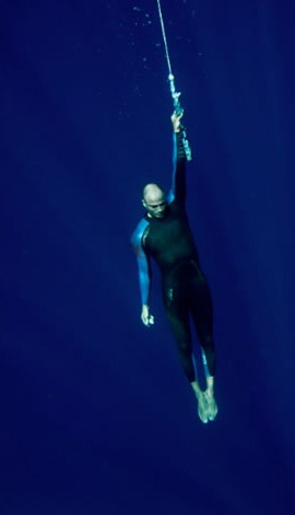 The Ultimate dive